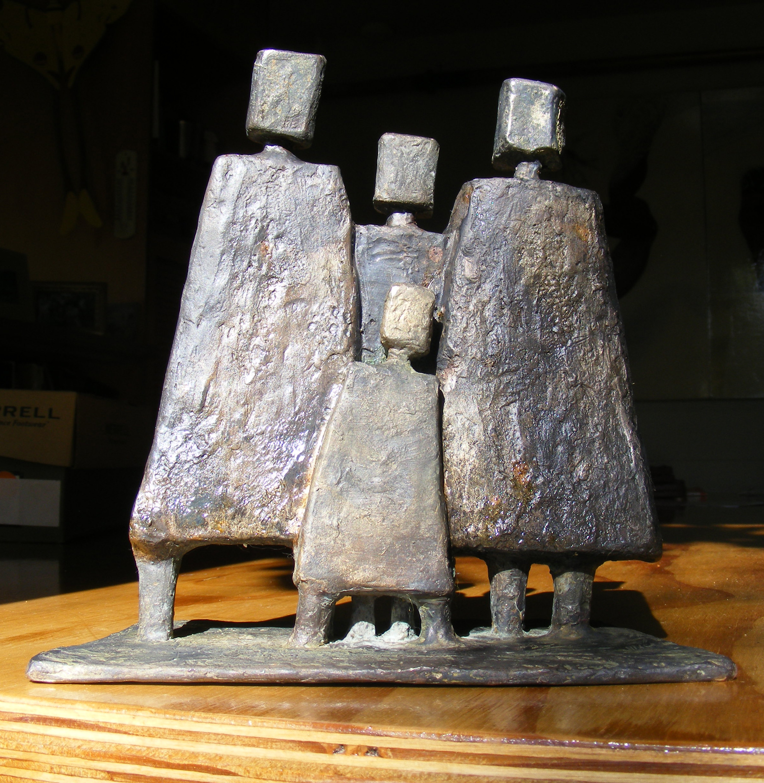 Final sculpture